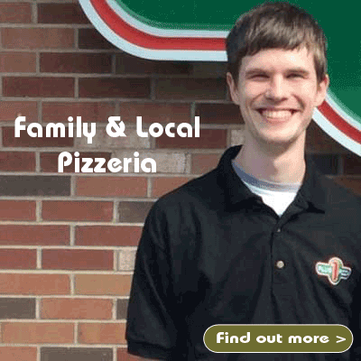 family owned pizzaria
